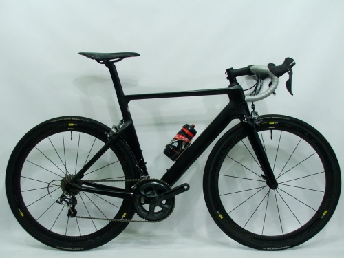 Canyon Aeroad 6.0 CF SLX + Vision Team