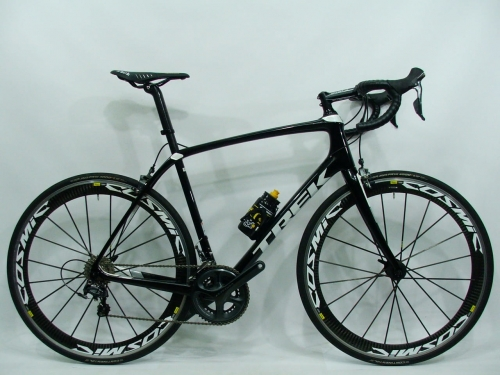 Trek Domane SL6 Model 2017 + Mavic Cosmic