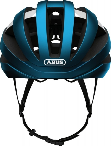 Abus Kask Road Viantor Steel Blue L (58-62)