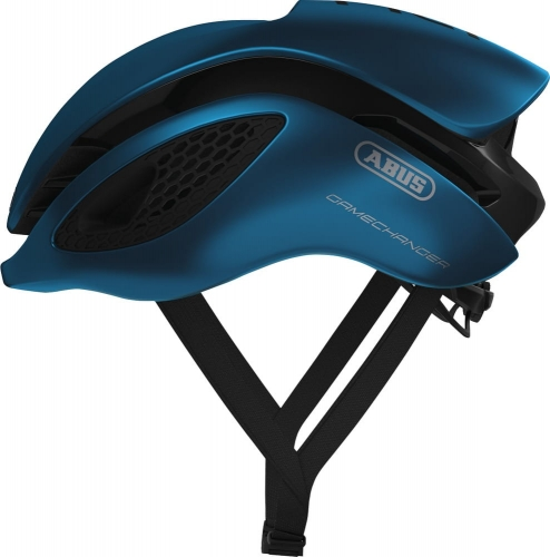 Abus Kask Road Gamechanger Steel Blue M (52-58cm)