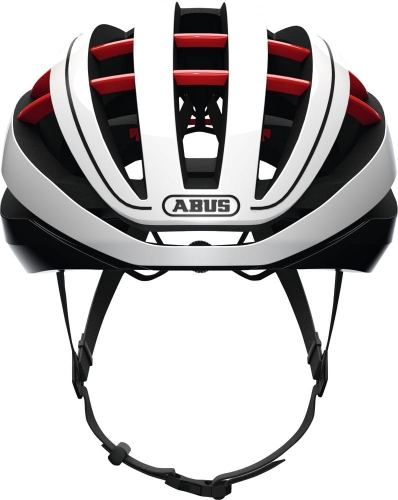 Abus Kask Road Aventor Blaze Red M (54-58cm)