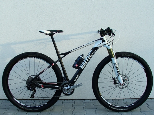BMC Team Elite TE02 Carbon 29-er