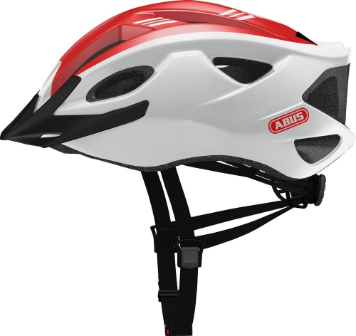 Kask Abus  S-Cension - Race Red